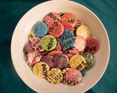 Preferred Pronoun Pins Gender Buttons They/Them, He/Him, She/Her