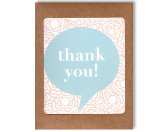 Thank You Boxed Set of 8 Greetings
