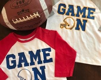 Toddler Boy's Game Day Shirt