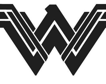 Wonder Woman Logo Black And White | www.pixshark.com ...