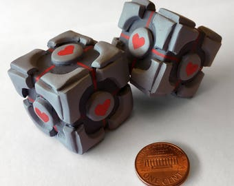 Tiny Companion Cubes