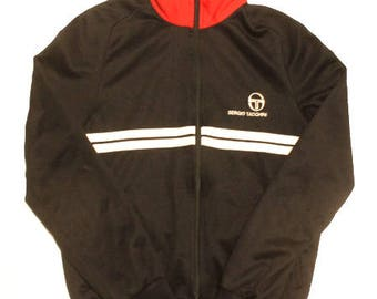 70s vintage Sergio tacchini jacket made in Italy