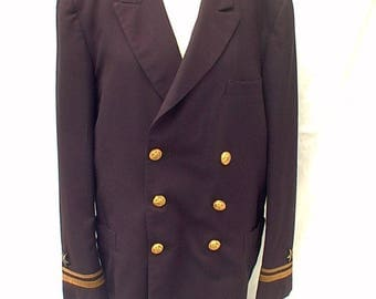 US Navy Lieutenant Junior Grade Uniform Jacket Post 1941 Officer
