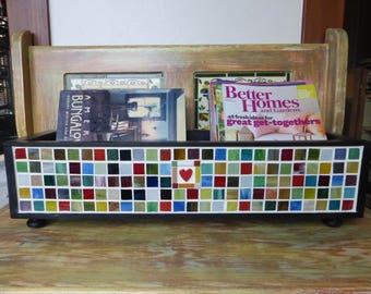 Multicolor Handmade Mosaic Box