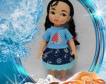 Doll dress for Disney animator dolls-16'
