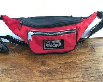Vintage Fanny Pack Bum Bag
