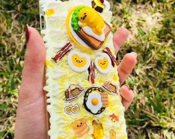 Gudetama Decoden Phone Case iPhone 6/6S Plus