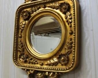 Baroque mirror wall mirror antique style AfPu045
