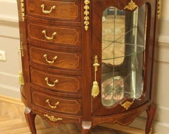 Baroque sideboard antique style Dresser buffet Rococo MoBa0629Rd
