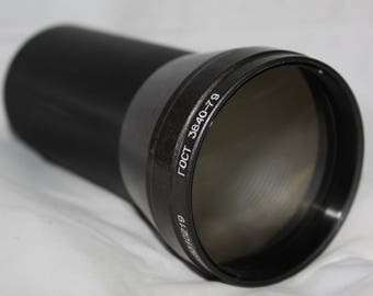 35KP-1,8/120 F1.8 120mm lens for 35mm film MOVIE PROJECTOR