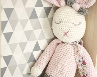 Miss Bunny handmade crochet