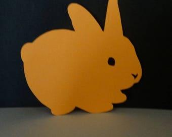Cuts great lying rabbit