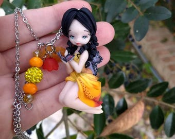 F. handmade Fairy