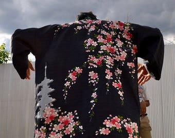 Marnky Kyoto Tokyo kimono