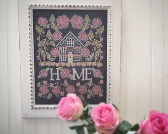 "HANDS ON DESIGN ""Rose Cottage"" - Summer 