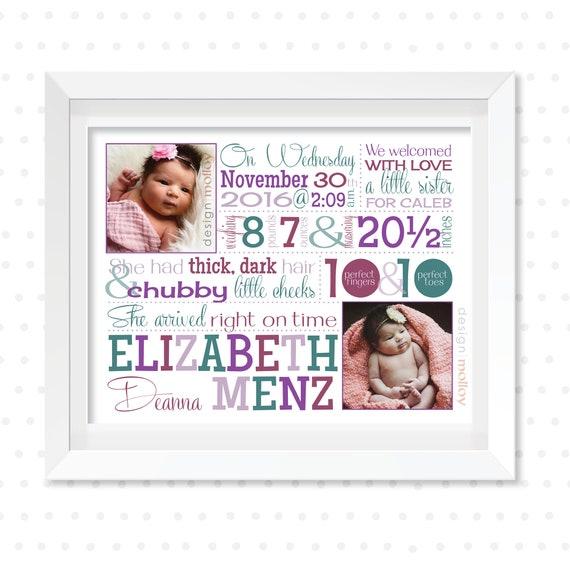 Baby gift new mom gift unique baby gift personalized baby gift like this item negle Image collections