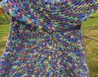 Kids/ Toddler crochet vests