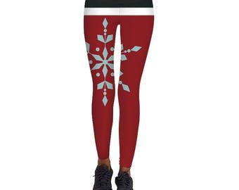 New! Christmas Printed Leggings in 10 Styles