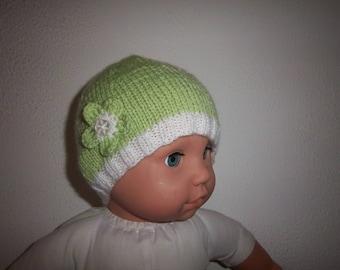 Wool newborn Hat great maternity.