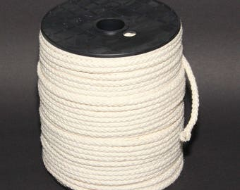 Strap 20 meters for piping, cotton strap