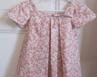 Cherry Blossom cotton women blouse