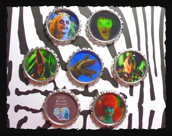 Beetlejuice Magnets