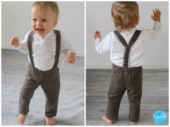 Baby junge kinder taufanzug ringtr ger outfit taufe baby boy - Taufe outfit junge ...