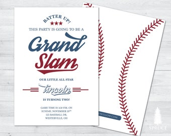 baseball birthday invitation, baseball party invitation, baseball birthday invites, baseball invitation download, baseball birthday