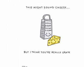 You're Really Grate