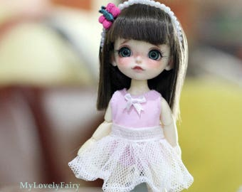 Ballet Outfit For Lati Yellow / Pukifee Outfit #L035 #choose color