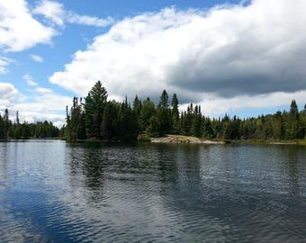 Photography Loon Lake