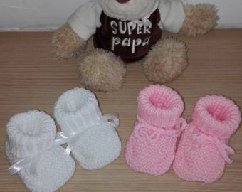 2 pairs of baby 0/3 months