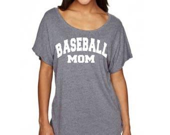 15% off this week Baseball mom shirt/ baseball shirt for mom