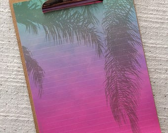 Summer Palms Writing Paper-Stationery-Note Paper
