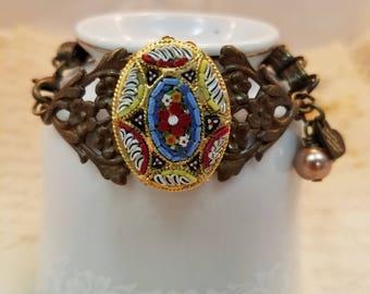 Micro Mosaic Bracelet BB-103