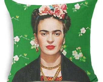 Frida Kahlo Cushion cover