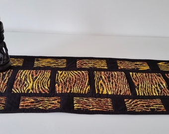 African Print Fabric Table Topper Table Cloth Table Runner African Home Decor