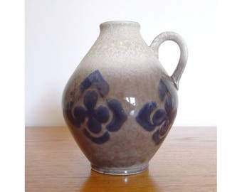 Carstens Tönnieshof Handled Vase / Jug - model 1522-14 - West German Pottery
