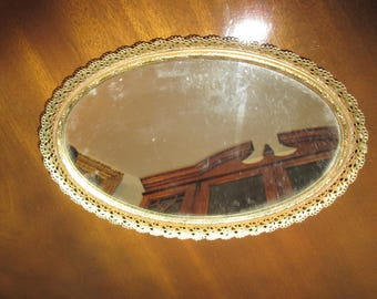 Hold for Yareen Reyes.  Please do not purchase.  MIRROR VANITY TRAY
