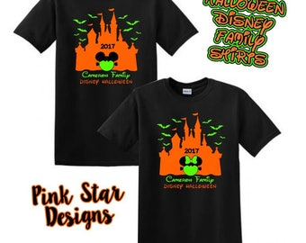 Disney family shirts by pinkstarcustomdesign on etsy for Custom shirts fast delivery