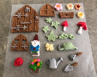 Gnome / Fairy House Items