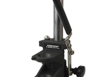 Foredom Drill Press Jewelry Making Flex Shaft Handpiece Tool - P-DP30