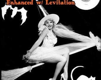 Flying Potion 2017 w/ Levitation Potion (Spray) - Halloween Collection - Phero Enhanced Perfume for Women - Love Potion Magickal Perfumerie
