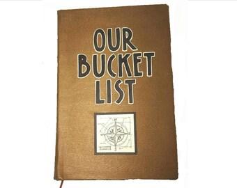 Bucket List Journal 4 - great gift for the outdoor adveturer!