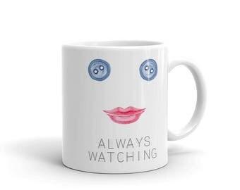 Coraline's Other Mother Mug