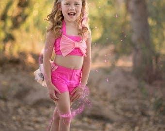 Princess Sleeping Beauty-Inspired Dance Outfit - Adorable Dancewear