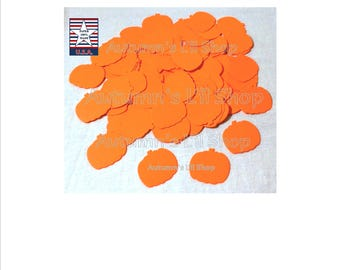 Pumpkin Die Cut, Halloween Die Cut, Pumpkin Cutout, Pumpkin Embellishment, Thanksgiving Pumpkin, Pumpkin Decoration, Fall Diecut Pumpkin 100
