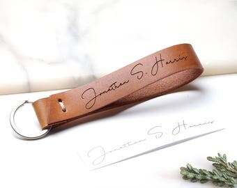 Handwriting Keychain, Memorial Keychain, Signature Keychain, Custom Handwriting, Actual Handwriting, Remembrance Gift, My Writing Key Chain