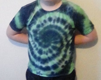 Hippy Tshirt, Tie Dye T-shirts, Kid's Shirts, Gift for Boys, Gift For Girls, Hippy Clothing, Hippy Gifts, Alternative Lifestyle