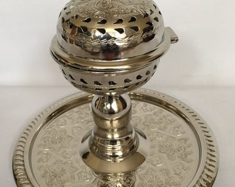 Moroccan Elegant / Chic / Luxurious Incense Burner SMALL